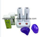 Calentador depilatorio doble de la parafina para el salón de belleza y el BALNEARIO
