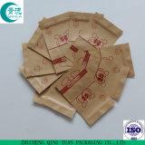 China Embalaje Stand up Pouch Ziplock con bolsa de papel artesanal