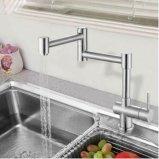 Singolo rubinetto della cucina del dispersore della maniglia montato piattaforma con acqua della bevanda