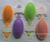 Messaggio Hairbrush Hair variopinto Brush con Curving pp Pins