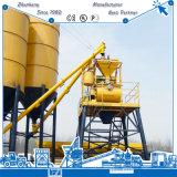 Vrije Stationaire Klaar Gemengde Concrete het Groeperen van de stichting Installatie Hzs50