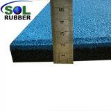 Переработанных SBR безопасности для использования вне помещений резиновый коврик на полу