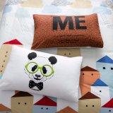 中国の製造は綿シートのキルトカバー寝具を印刷した