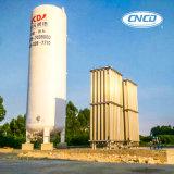 tanque de armazenamento criogênico do argônio do nitrogênio do oxigênio 10m3 líquido