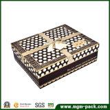 高品質はペーパーギフト用の箱をカスタム設計する