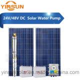 WASSER-Pumpe des Gleichstrom-24V 48V maximale Solarkopf-16m