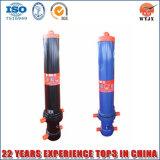 OEM/ODM de meertrappige Cilinder van de Vrachtwagen van de Stortplaats Telescopische Hydraulische
