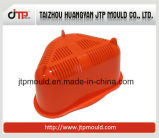 Kleine rote Plastikkorb-Form