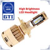 고품질 9006 LED 헤드라이트 경쟁가격 및 LED 모는 빛을%s 가진 가장 새로운 최고 광도 9600lm 자동 LED 헤드라이트