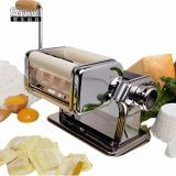 Machine manuelle de générateur de ravioli d'acier inoxydable petite pour l'usage à la maison