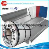 Nano PPGI fábrica a partir de China Galvanizados a bobina de aço inoxidável para Telhas Metálicas