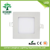 6W Square Panel LED Lámpara