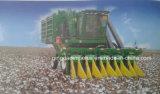 La mejor fábrica de China suministra a recogedor de algodón de 5 filas