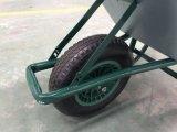 Ferramentas da exploração agrícola de Qingdao e carrinho de mão de roda de venda quentes do edifício da construção