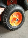튼튼한 Qualtiy 외바퀴 손수레 바퀴
