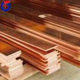 Barre plate de cuivre, barre de cuivre solide