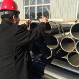 La norma ASTM A36 Tubo de acero negro/tubo de acero al carbono de Petróleo y Gas