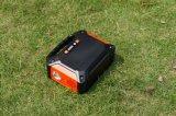 100W inversor generador de energía off-Grid de sistema de energía solar para el Camping
