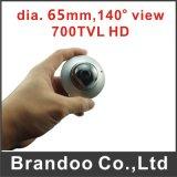 Миниые камера автомобиля HD размера, снабжение жилищем металла, диаметр 6.5cm, используемый для шины и таксомотора
