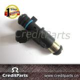 Inyector de combustible del coche vendedor caliente para Peugeot (01F002A)