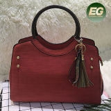 Nuovo sacchetto di spalla delle signore di sacchetto della mano della donna dei sacchetti della signora Tote di stile dalla fabbrica Sh177 della Cina