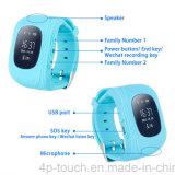 vigilanza dell'inseguitore di GPS dei bambini di 2g GSM con la fessura per carta di SIM (Y2)