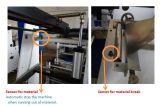 Canal duplo de alta velocidade guardanapo Papel Máquina de dobragem em Z