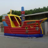 PVC Tarpaulin Inflatable Slide for Park (SL-003)