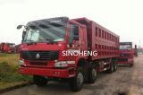 판매를 위한 Sinotruk HOWO A7 팁 주는 사람 덤프 트럭