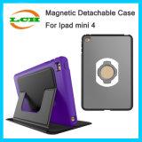 Caso protector movible de la cubierta del sostenedor para el iPad mini 4