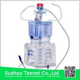 Transparenter erwachsener Urin-Auffangbehälter 2000ml
