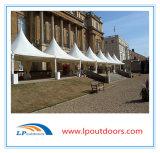 De hoog-piek Kleine Tent van de Markttent van de Tuin van de Tent van de Pagode voor de Gebeurtenis van de Partij