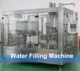 Automatisches Wasser/Beveraeg, das Maschine 2in1 füllt und mit einer Kappe bedeckt