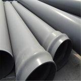 Tuyau de PVC en matériau plastique pour l'approvisionnement en eau