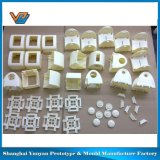 Molde do silicone do molde dos quadrados