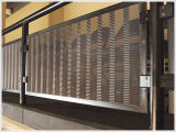 Architectural High Quality를 위한 철사 Mesh Curtain