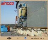 Bas pour compléter la machine de soudure continue de Horizental pour la machine automatique de soudure continue de périmètre de réservoir de projet de réservoir/la machine soudure automatique
