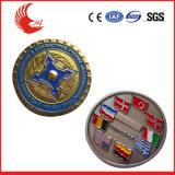 محترفة الصين عالة معدن عملة [كلّكتيبل]