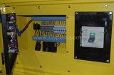 Gruppo elettrogeno diesel elettrico silenzioso alimentato da Cummins Engine 6BTA5.9-G2