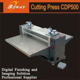 Electric bricolage personalizados personalizados de forma de papel perforado de troquelado de la máquina de prensa
