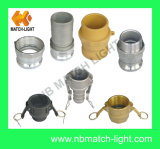 Nylon Thread Camlock Coupling-Type a Quick Fitting