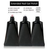 6 couleurs pour ongles en gel acrylique