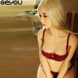 최신 소녀 155cm 성 인형 편평한 가슴 일반적인 유방 성 인형 동양 아름다움 현실적 성 인형