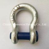 鋼鉄は私達熱い浸された電流を通されたボルトタイプ手錠G209を造った