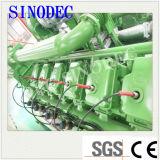 Marcação ce a certificação ISO gerador de gás natural (170 KW)