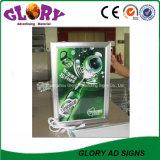 Blocco per grafici aperto di vibrazione del blocco per grafici dello schiocco dell'alluminio del LED
