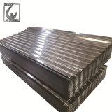 Лист толя JIS гальванизированный G3302 Corrugated