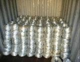 Material de construção da haste de ferro galvanizado fio vinculativo/Soft Fio galvanizado