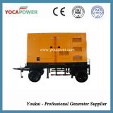 Shangchai 엔진을%s 가진 375kVA 전기 방음 디젤 엔진 발전기