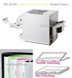La selle un fil plat Catalogue Automatique de pliage de livrets Magazine couture machine Manu livre